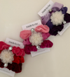 Scrunchies (Set of 3 Pink Mix)