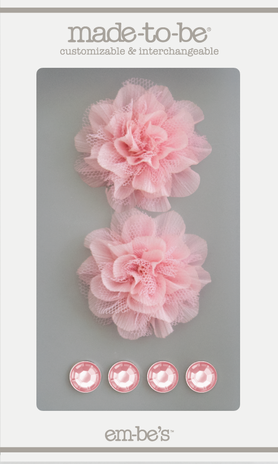 Tulle Floret Box Set - Pink