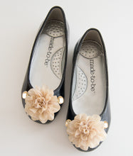 Flower and Rhinestone Embellishments