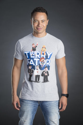 Terry Fator T-Shirt