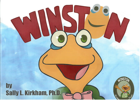 Winston the Impersonating Turtle Tales - Children's Book