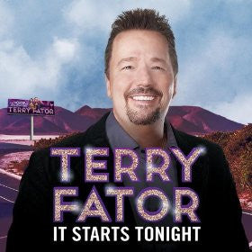 Terry Fator - It Starts Tonight CD
