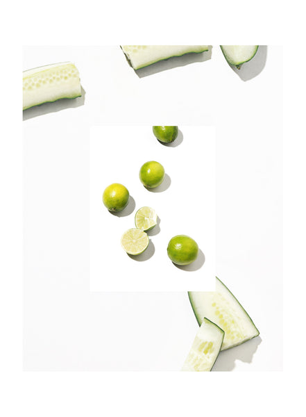 ALL NATURAL CUCUMBER LIME SOAP