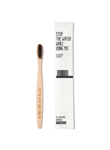 ALL NATURAL COSMETICS BAMBOO TOOTHBRUSH