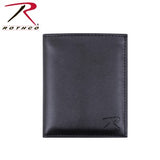 Leather Wallet w/ Badge & ID Holder