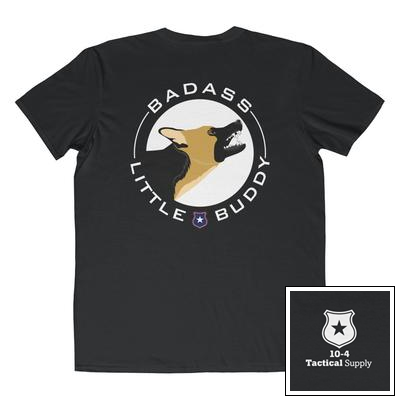 Badass Little Buddy T-Shirt