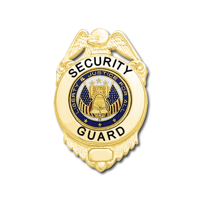 Security Guard Badge