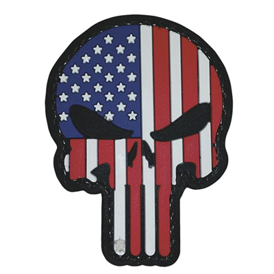 Punisher Patriotic Patch