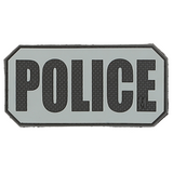Police Identification Patch
