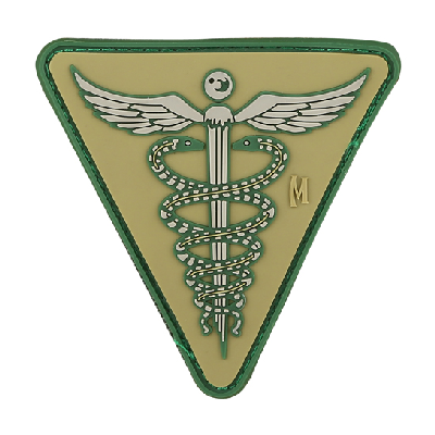 Caduceus Morale Patch