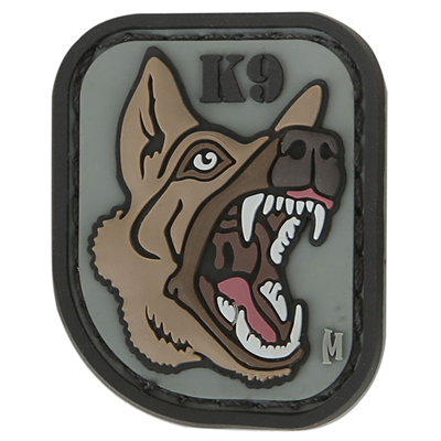 German Shephard Morale Patch
