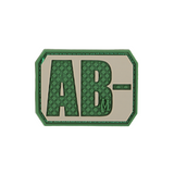 Blood Type Morale Patch