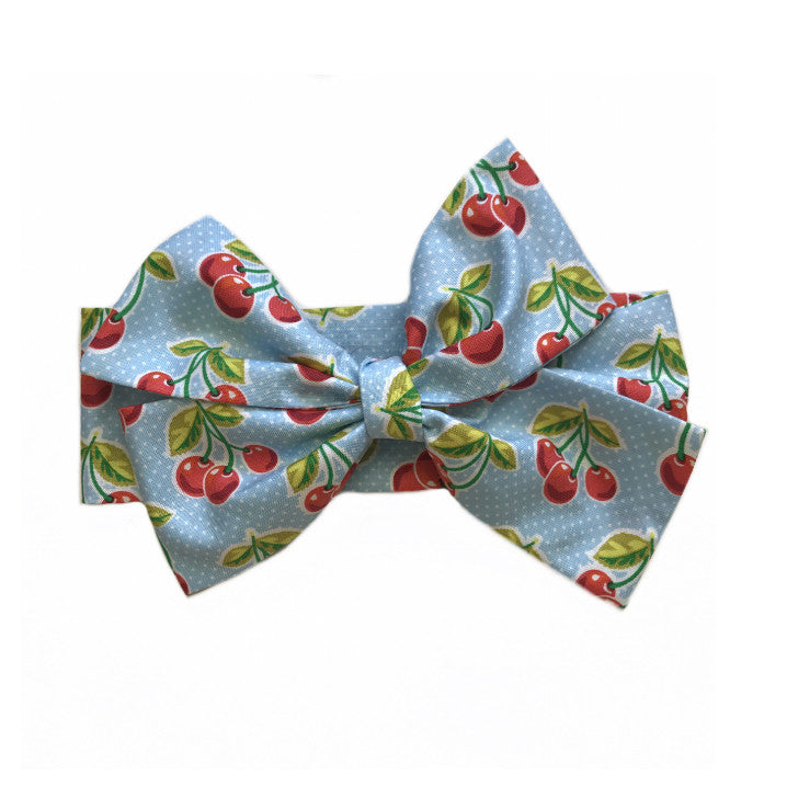 Cherries Head Wrap