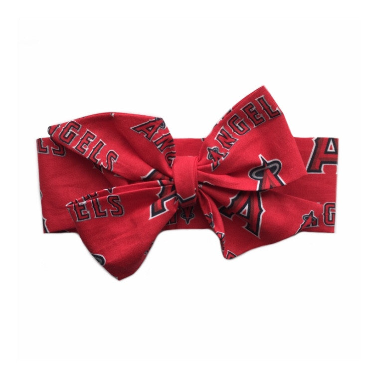 Los Angeles Anaheim Angels Head Wrap