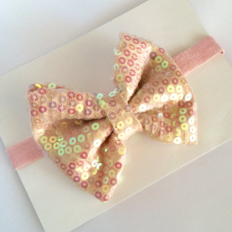 Pretty in Sparkles Bow