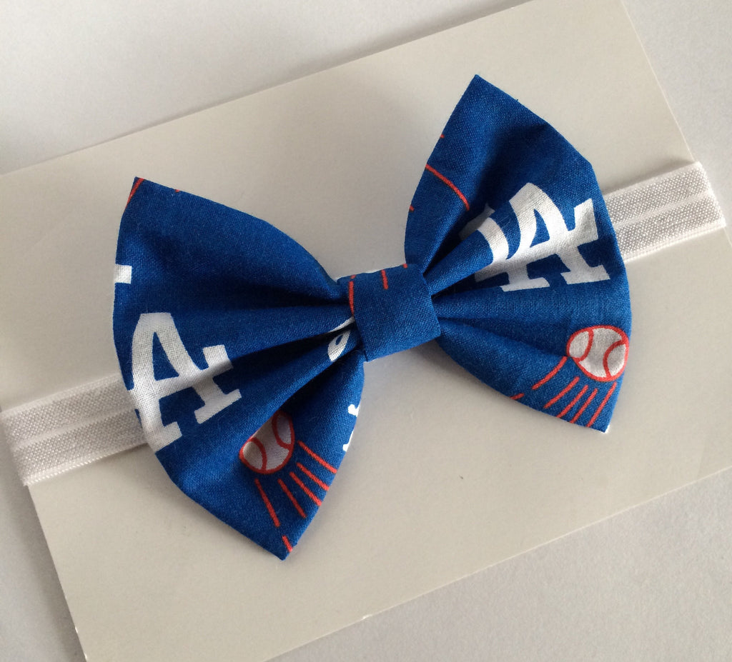 Los Angeles Dodgers Bow