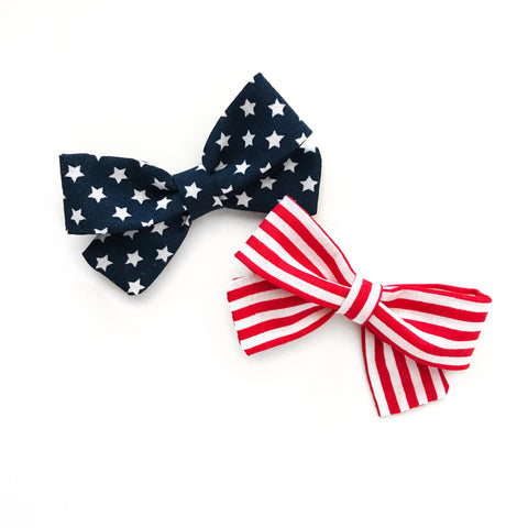 America Piggy Bow Set
