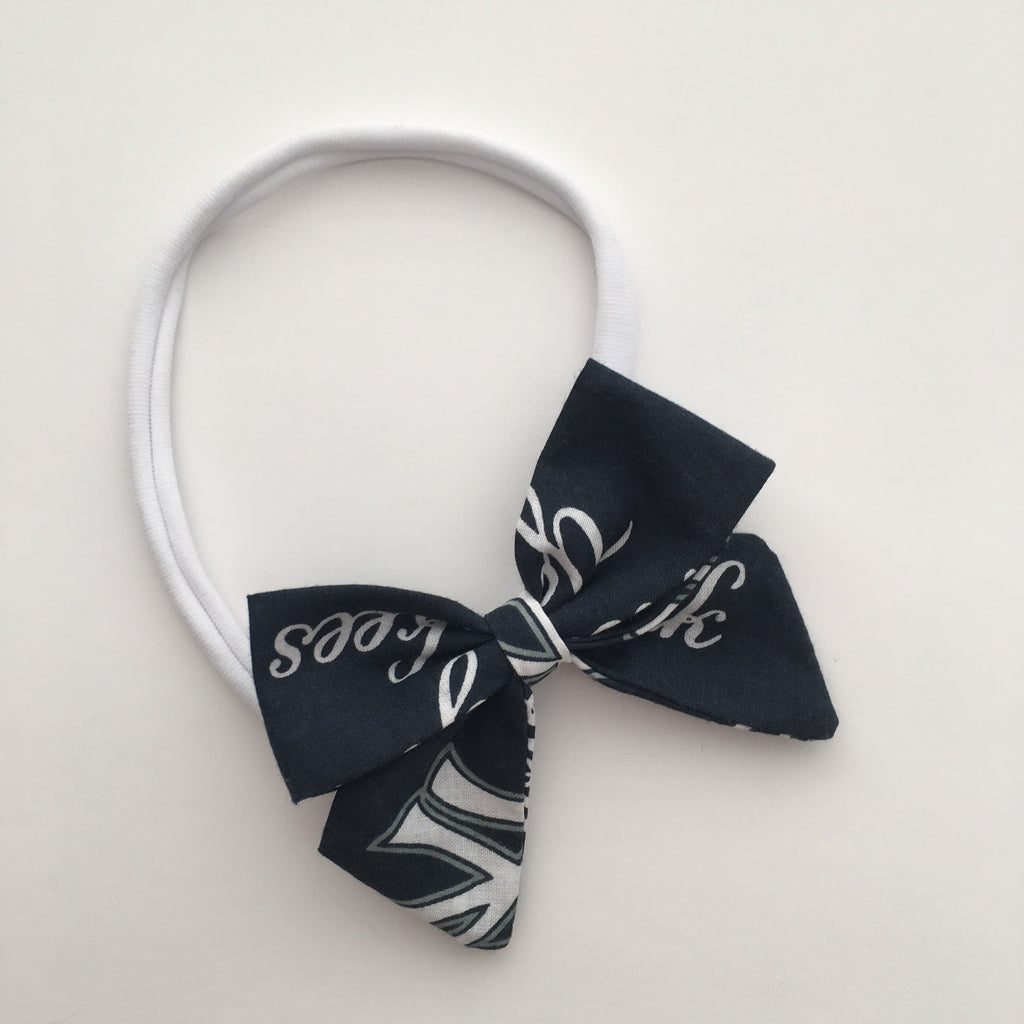 "New York Yankees ""Ellie"" Bow"