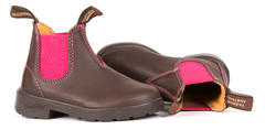 #1410 Kid's Pink and Brown