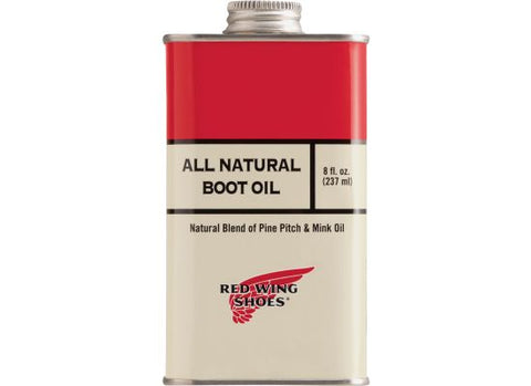 Red Wing Boot Oil 8oz
