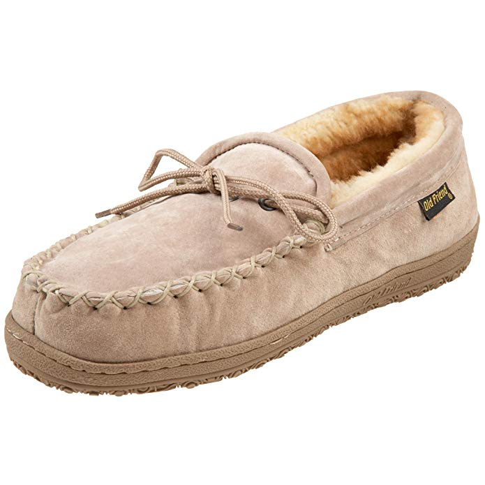 Men's Chestnut Stony Moccasin
