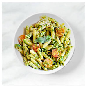 Chicken Penne Pesto Salad