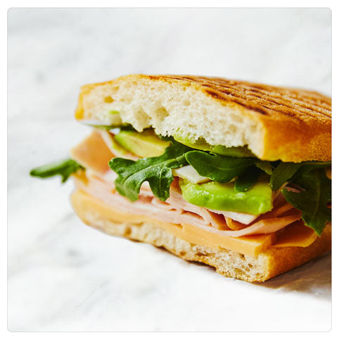 Turkey & Fontina Sandwich