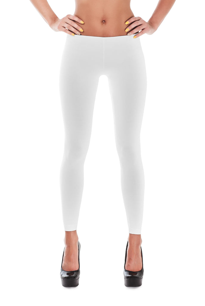 White Wedding - Leggings