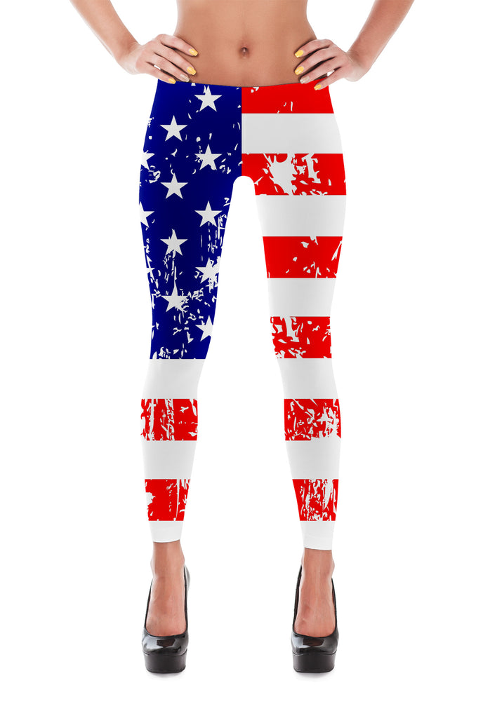American - Leggings