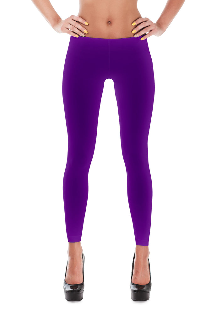 Purple Slate - Leggings