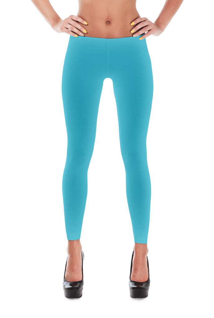 Tantalizing Teal - Leggings