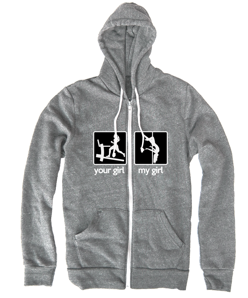your girl, my girl - Unisex Hoodie