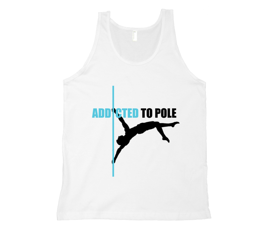Addicted to Pole - Mens Tank