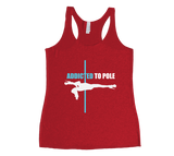 Addicted to Pole - Womens Tank