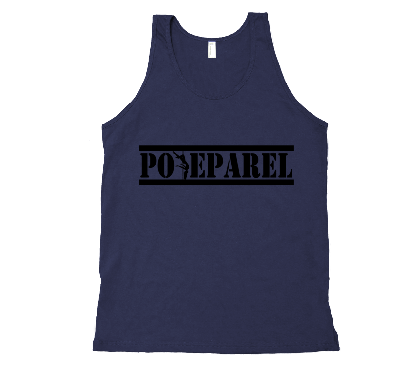 PoleParel - Mens Tank