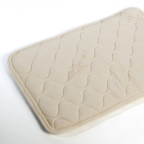 Magnetic Organic Cotton Pillow Pad