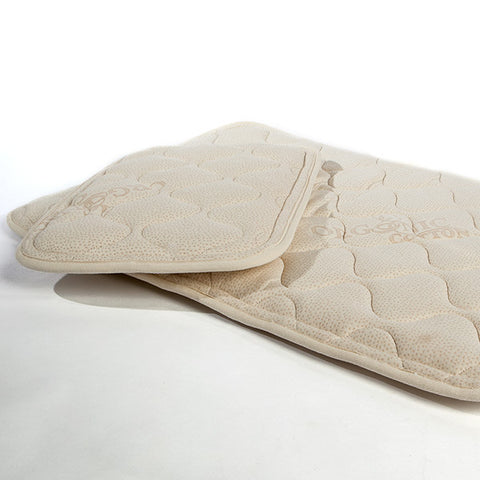 Magnetic Organic Cotton Mattress Pad