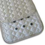 Magnetic Mattress Pads (All-Natural Organic Cotton)