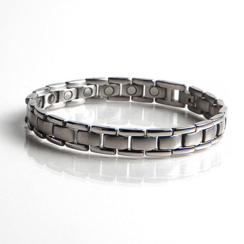 Magnetic Stainless Steel Bracelet (L24)