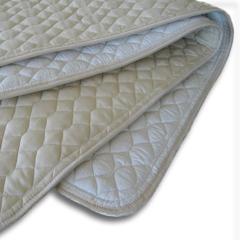 Magnetic Therapy Organic Cotton Mattress Pad
