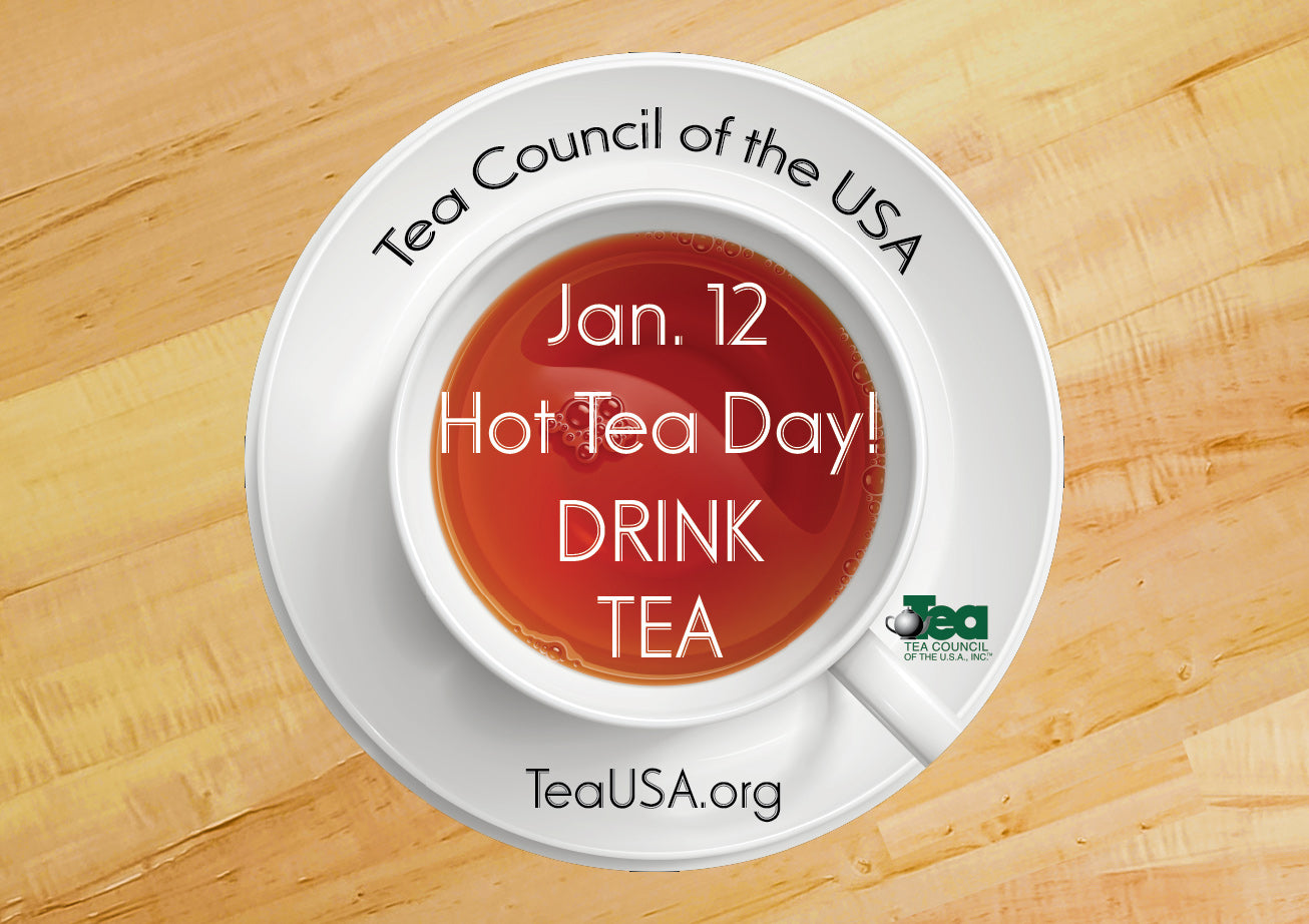 Hot Tea Day - 2016