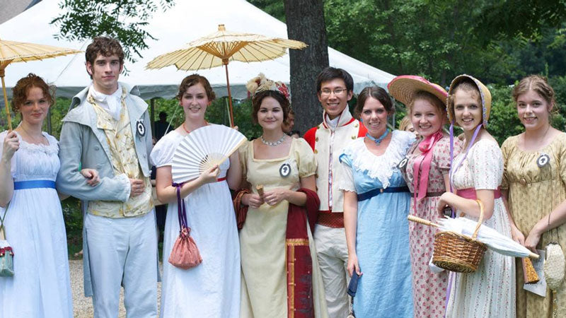 Jane Austen Society in Louisville