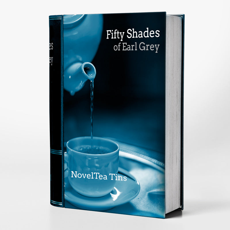 Fifty Shades of Earl Grey Tea Tin