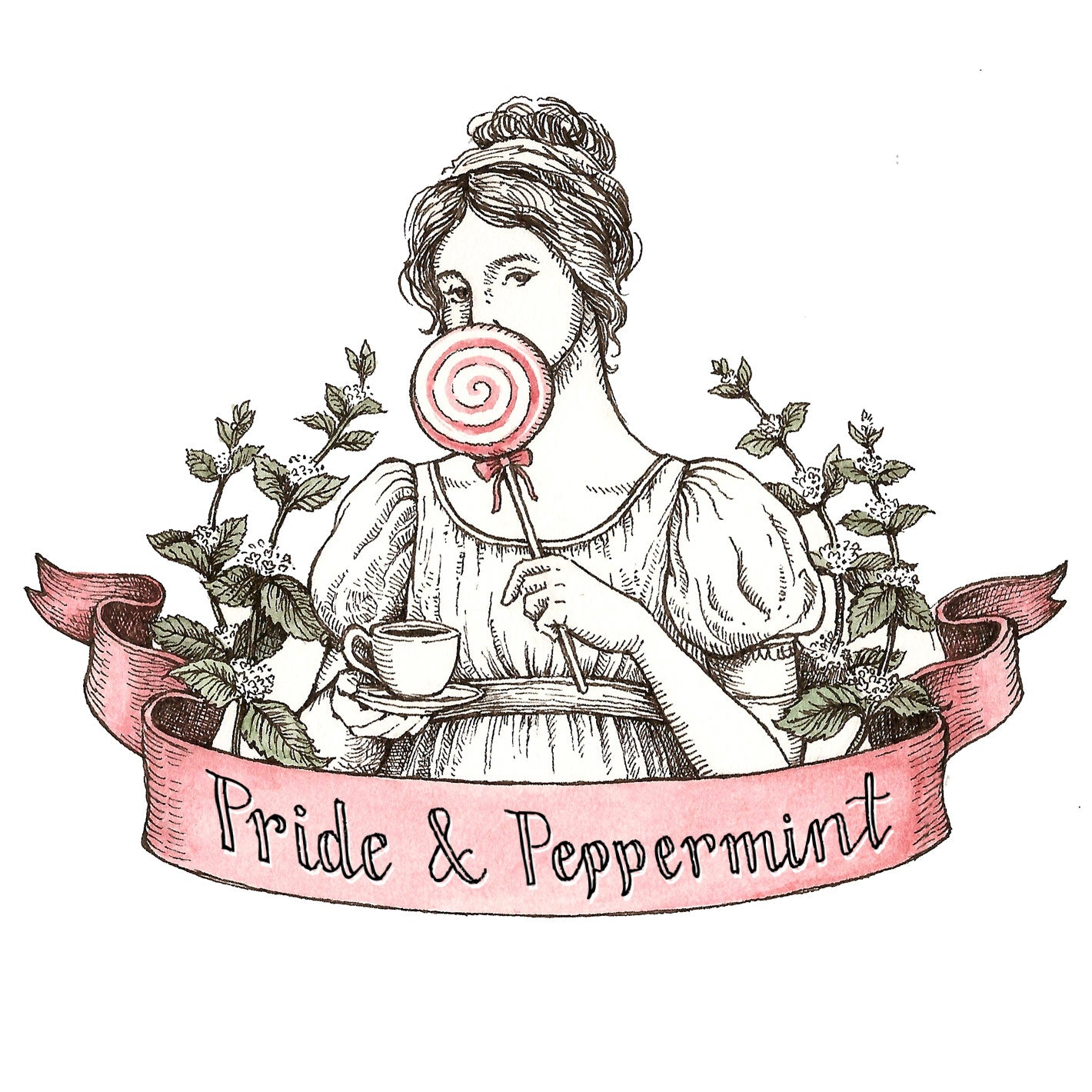 Pride and Peppermint - Coming soon!