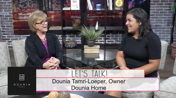 TV INTERVIEW // THE FOUNDER OF DOUNIA HOME ON LETS TALK
