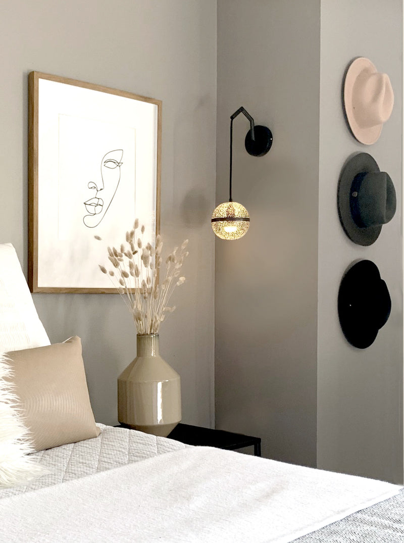 GM Wall Sconce - Sample