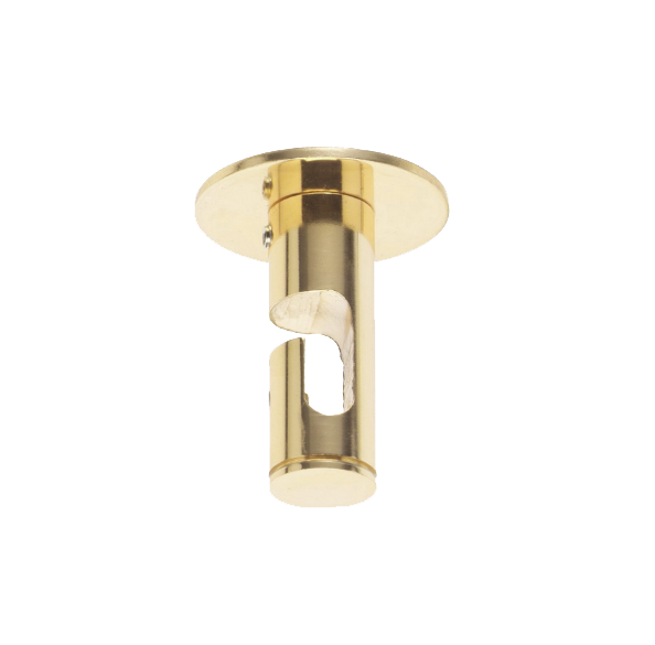 dounia home swag hook for pendant lights - brass