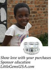 Show LOVE with your purchase - Sponsor Education - LittleGemsUSA.com