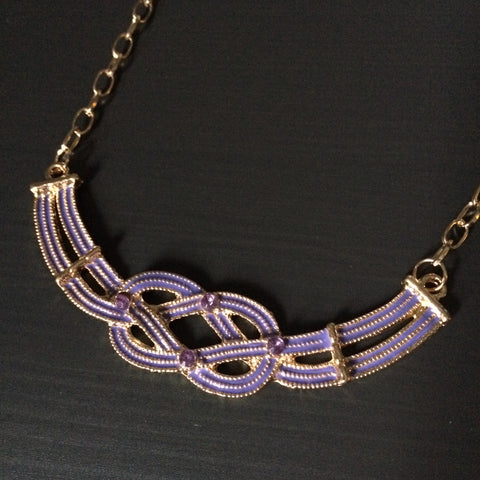 Infinity Knot Necklace - LittleGemsUSA - 1