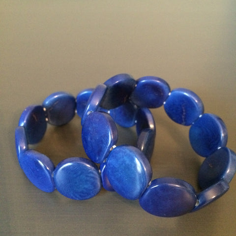 Tagua Seed Bracelets - multiple colors - LittleGemsUSA - 1